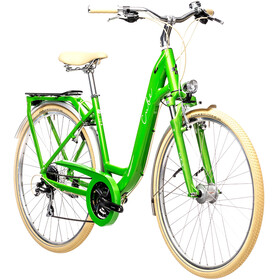 Cube Ella Ride Easy Entry, groen